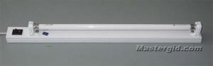 Светильника дневного света из неисправной энергосберегайки.