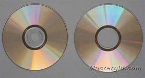 Самодельный светильник из CD диска