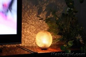 Светильник «Золотой шар»