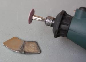 Маркер-магнит из HDD.
