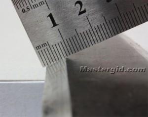 Измерение угла заточки. Установка инструмента